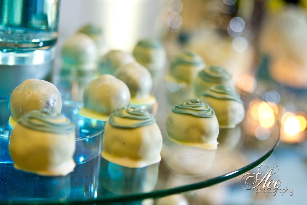 Our Cake Truffles at the EB Show - Ace Photography